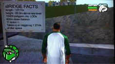 GTA San Andreas Bridge Facts