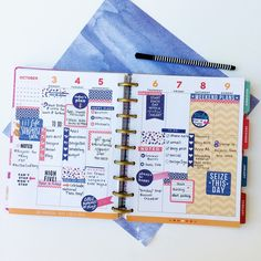 Decorative planning doesn't mean your planner can't also be functional. I love stickers and washi tape, but my favorite thing about my Happy Planner™ is how it makes my life easier and …