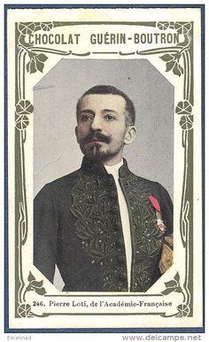 Pierre Loti (1850 — 1923)