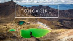Tongariro Alpine Crossing New Zealand, Red Carpet, National Parks, Beautiful Landscapes, Islands
