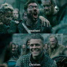 Vikings [5x05] #Ivar #theboneless