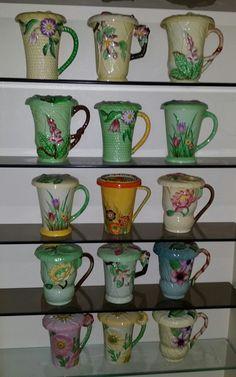 Vintage Dishes, Vintage Table, Vintage Glassware, Vintage China, English Pottery, Carlton Ware, China Display, English China, Kitchen Collection