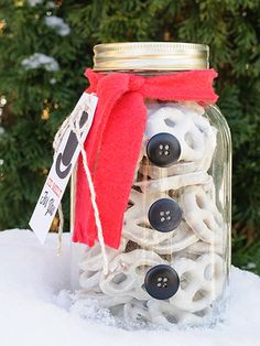 25 Mason Jar Gifts - Holiday Uses for Mason Jars - Redbook