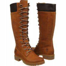 timberlands high boots