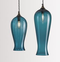 This range reveals the pure elegance and simplicity of handmade glass by harnessing the natural fluidity of the material. During the production process the glass is skillfully allowed to stretch whilst being blown into the final shape. Lanterns, Shapes, Pure Products, Lights, Elegant, Glass, Handmade, Range, Natural