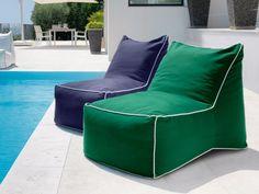 Cadeira saco de feijão de Sunbrella® SACCO | Poltrona - Talenti