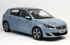 67.80$  Watch here - http://ali36w.worldwells.pw/go.php?t=32460860641 - 2015 1/18 Blue Peugeot 308s 308 Hatchback Die-Cast Model Car Simulation Mini Vehicle Collectable Diecast Slot Cars