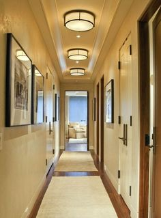 lighting a hallway foyer lighting beautifully lit hallway with flushmounts halls are different because the light doesn the 138 best hallway lighting images on pinterest in 2018 belgium