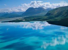 The Iliuk Arm of Naknek Lake Katmai, Alaska, Katmai National Park, National Parks, Alaska Images, Bristol Bay, Permanent Vacation, Viewing Wildlife, Living In Alaska, New Energy, Get Outdoors