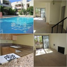 ***Rented*** An amazing 1-bed/1-bath West #LA #apartment with loft space and reserved parking is waiting for you. ***Rented***