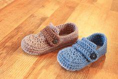 EASY: Opa Slippers - Newest crochet Pattern