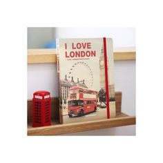 Arrange your days with this perfectly portable and aesthetically fetching, perpetual planner inspired by the beautiful city of London