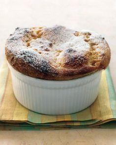 Sweet Potato Souffle Recipe - a maple-sweet showstopper dessert