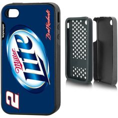 Brad Keselowski #2 Apple iPhone 4/4s Rugged Case