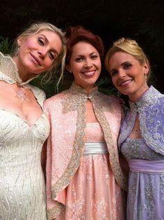 Ingrid, Helga and Gerda, Once Upon a Time