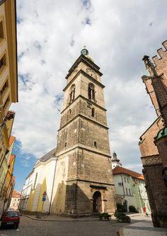 White Tower in Hradec Králové, Czechia