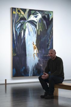 Peter Doig, World Famous Artists, Abstract Landscape, Picasso, Yahoo, Contemporary Art, Paintings, Cool Stuff, Ideas