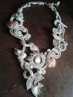 Eden necklace Eliana Maniero jewels 2014