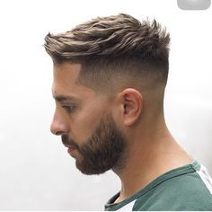 The 13 Original Styles of Military Haircut Regulations for Special Force 10 High and Tight Haircuts: A Classic Military Cut for Men Trendy Mens Haircuts, Cool Haircuts, Short Haircuts, Short Quiff, Short Beard, Beautiful Haircuts, Male Haircuts, Short Men, Undercut Hairstyles