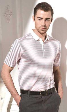 Silke polo tshirt fantastisk kvalitet, uimodståelig lækker, stærkt vanedannende og absolut nødvendigt.