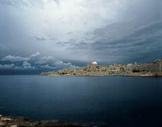 It's stormy today in Malta Valletta by Kurt Arrigo Photography