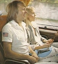 Your favourite Agnetha and Björn pic - Seite 36 | www.abba4ever.com