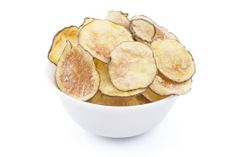 Homemade potato chips  via MyFamily.kiwi