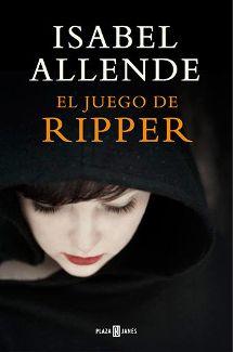 El juego de Ripper Isabel Allende. Muy entretenido y diferente estilo de Allende!!