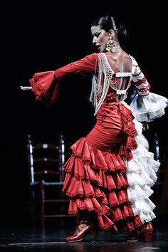 Flamenco  Chelo Ruiz by Desi Sanz,