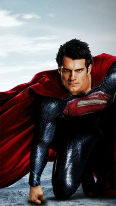 Man Of Steel Henry Cavill - The iPhone Wallpapers