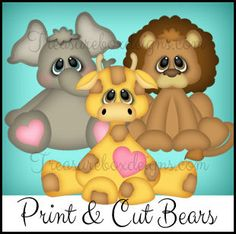 PRINT & CUT Collections