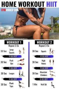 The 10-Minute Outdoor Garden HIIT Workout To Fully Energise Your Body And Burn Fat - GymGuider.com