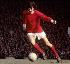George Best--Pinned for Fred, not myself...; )