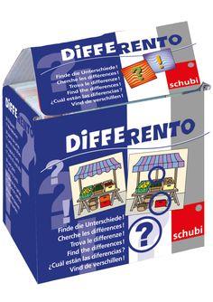 Differento - SCHUBI