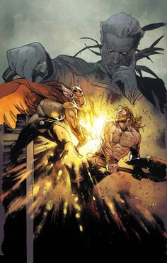 Unworthy Thor (5P Ms) #3