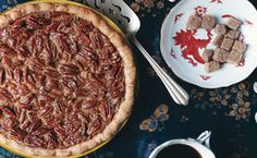 Old-Fashioned Pecan Pie / Photo by William Abranowicz