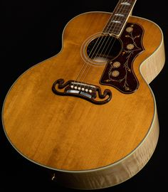 Special Production SJ-200 Thermal Prototype | Gibson Acoustic Inventory | Gibson Guitars | Acoustics | Wildwood Guitars