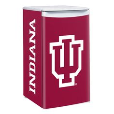 Indiana Hoosiers 3.2 Cubic Feet Mini-Fridge