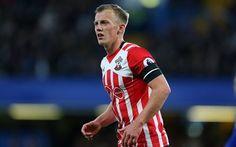 Scarica sfondi James Ward-Prowse, 4k, calciatori, Premier League, il centrocampista, Southampton