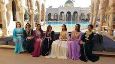 Défilé caftan au Palais Namaskar à Marrakech