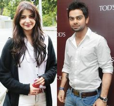 Kangana Ranaut and Virat Kohli