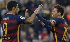 El Barça viaja a Bilbao sin Leo Messi ni Luis Suárez