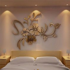 3d Mirror Wall Stickers, Removable Wall Stickers, Wall Stickers Home, Wall Stickers Murals, Living Room Mirrors, Living Room Decor, Dining Room, Mirror Bedroom, Bedroom Decor