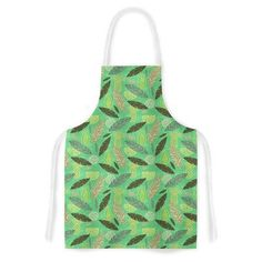 East Urban Home Tropical Fruits by Jane Smith Artistic Apron
