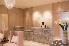 Spa Lobby at Four Seasons Orlando