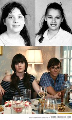 And they used to be called 'ugly'…