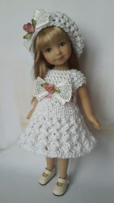 OOAK-Outfit-for-doll-8-Effner-Heartstring-doll-collection-summer