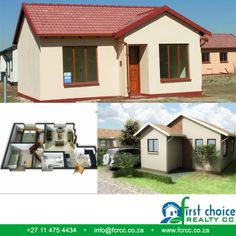 Development in Vanderbijlpark ! Plans are easily customised to include items such as a garage or carport. Click here for more: http://besociable.link/yT Visit our website: http://besociable.link/4g #Vanderbijlpark #affordablehousing #property