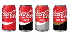Coca-Cola dévoile un nouveau packaging qui unifie le design de l'ensemble de ses canettes