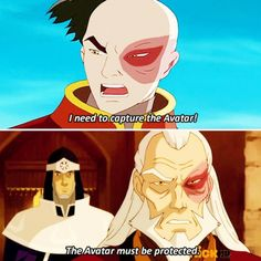 Legend of Korra/ Avatar the Last Airbender: How things have changed!